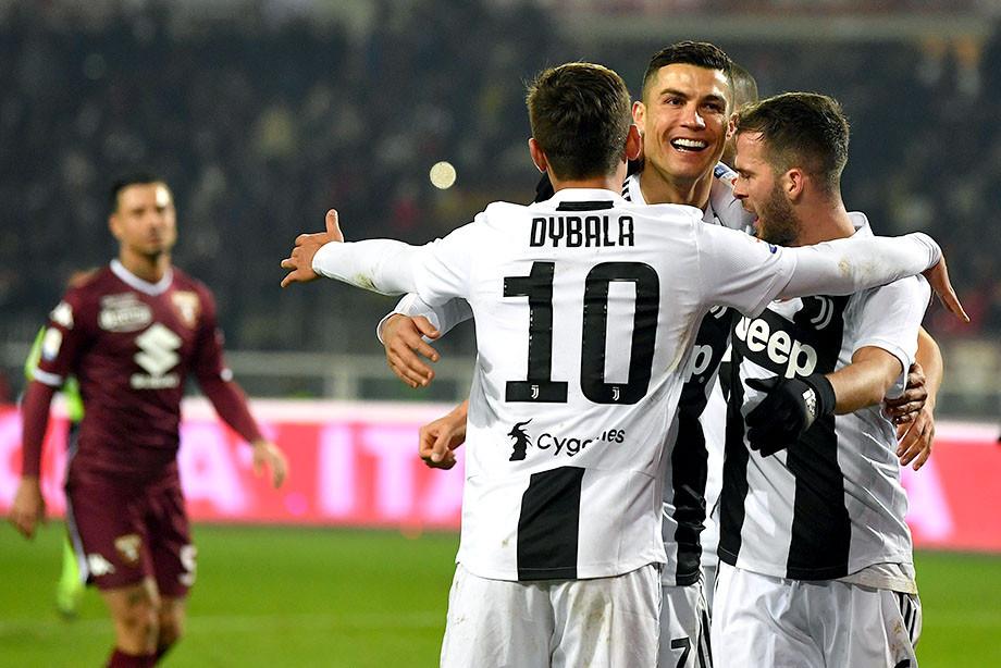 «Торино» – «Ювентус» — 0:1