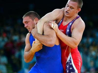 В последней день Игр Украина выиграла медаль в вольной борьбе