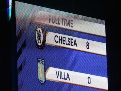 """Челси"" — ""Астон Вилла"" — 8:0"