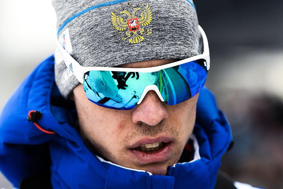 Чемпионат мира по биатлону. Никита Поршнев