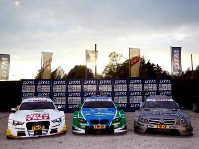 Технический и спортивный регламент DTM 2012 года