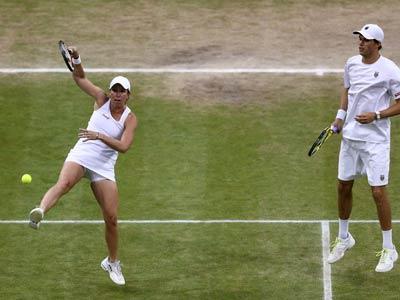 Лондон-2012. Теннис. Возвращение микста