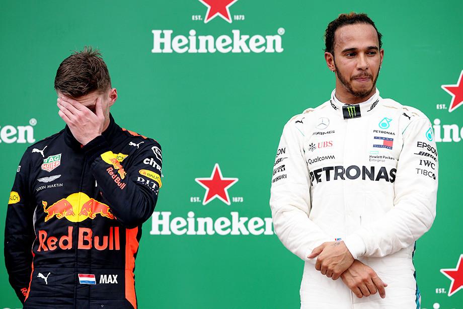 Расставляем оценки гонщикам Формулы-1: лидеры рейтинга