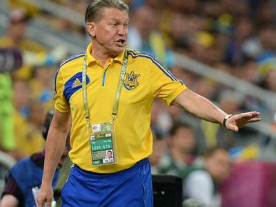 После Евро-2012 Украина получила новую сборную