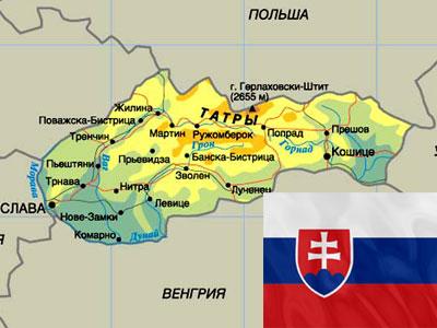 Представляем соперника: Словакия