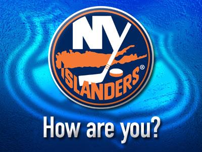 """Как дела? """"Нью-Йорк Айлендерс"""""""