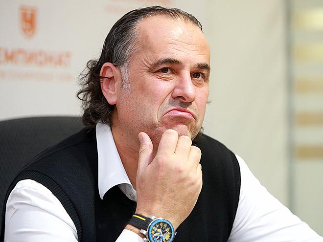 Главный тренер «Локомотива» Миодраг Божович