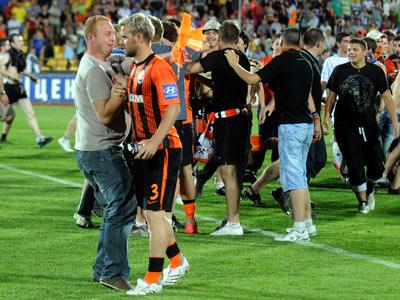 Сегодня матч за Суперкубок-2013
