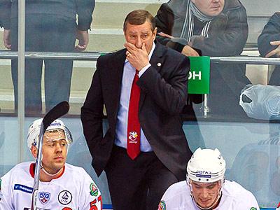 Валерий Белоусов доверяет Майклу Гарнетту, несмотря ни на что