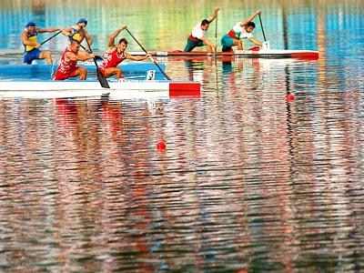 Сборная России по гребле завершила квалификационный олимпийский цикл