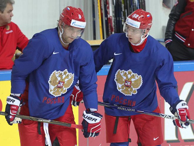 Кто должен играть с Овечкиным и Кузнецовым?