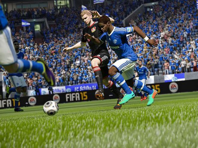 Новинки футбольной игры FIFA 15 от EA SPORTS
