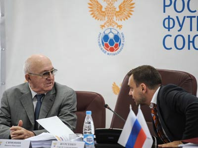 Никита Симонян и Денис Рогачёв