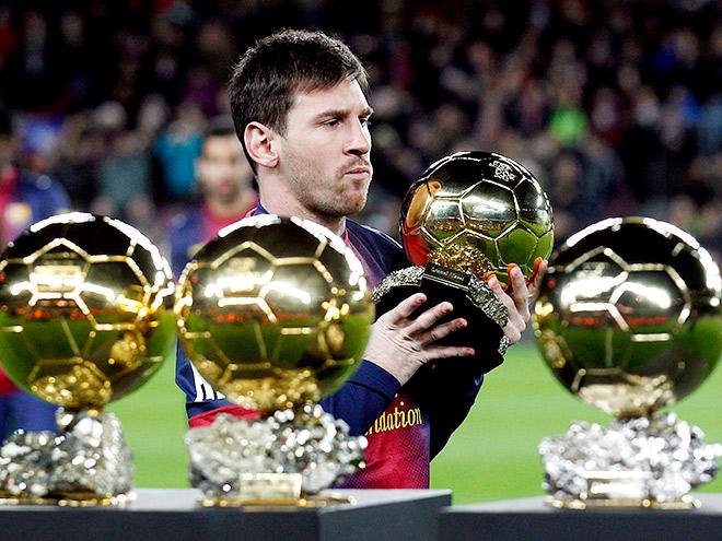 Футбольные эксперты о претендентах на «Золотой мяч»