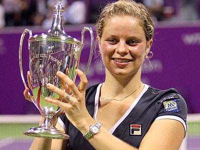 Клийстерс – главный специалист по топ-теннисисткам