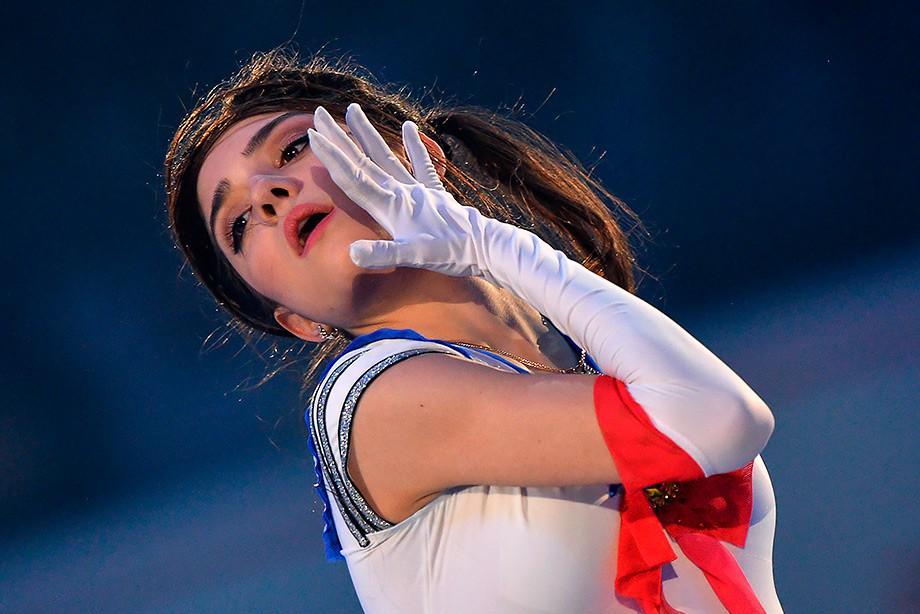 Медведева обыграла Загитову накомандном турнире Japan Open