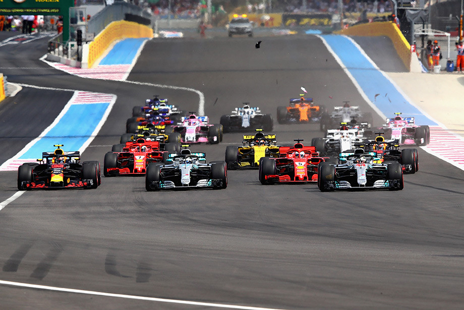 Формула-1. Гран-при Франции