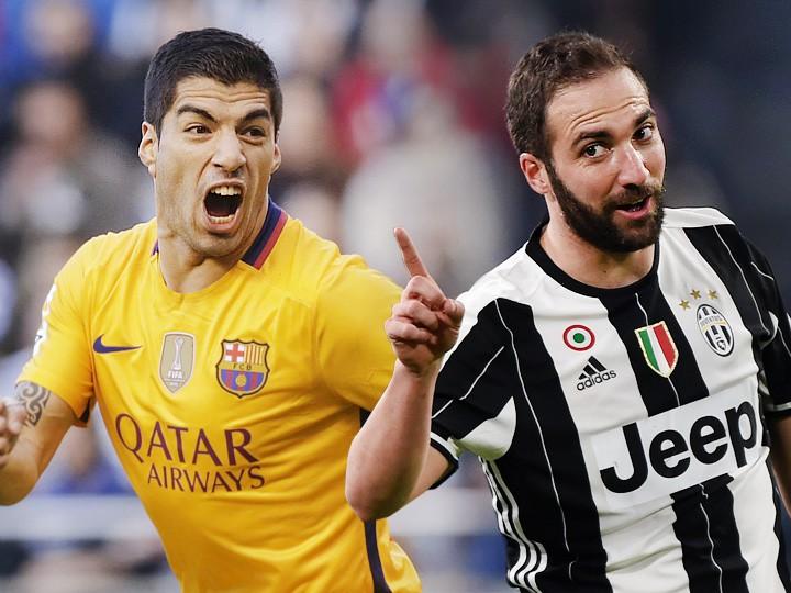 Ювентус— Барселона: прогноз букмекеров начетвертьфинал Лиги чемпионов