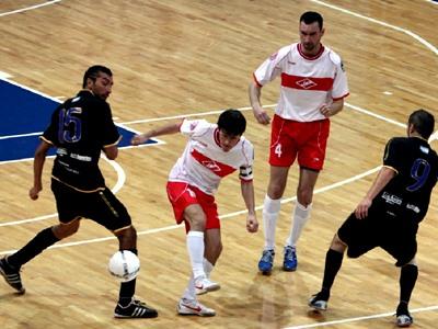«Спартак» выиграл Межконтинентальный кубок по футзалу