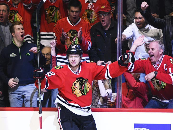 Хоккеист «Чикаго» Панарин признан первой звездой недели НХЛ