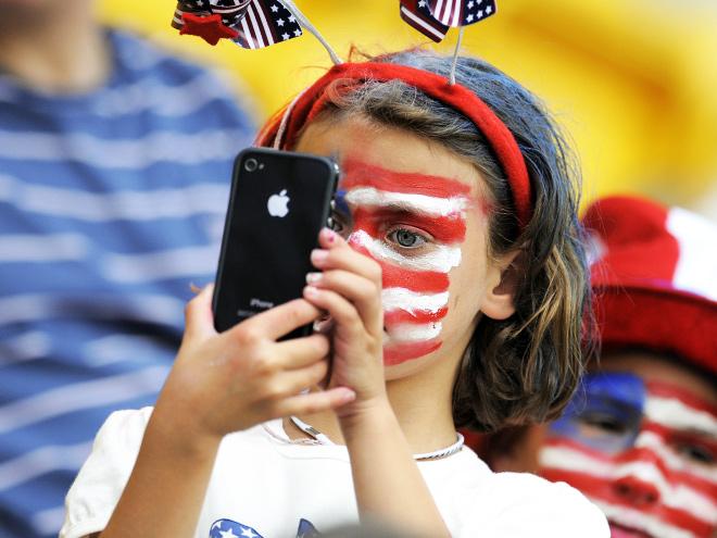 Мобильные приложения к чемпионату мира