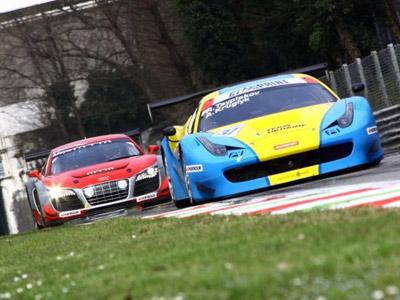 Обзор гоночного уик-энда: WTCC, Super GT