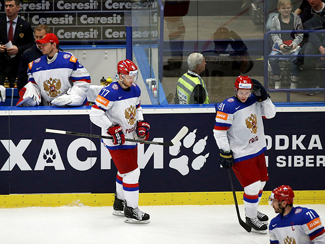Сборная России выиграла у Беларуси – 7:0