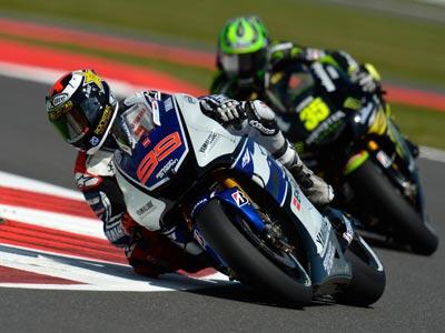 Обзор гран-при Великобритании MotoGP