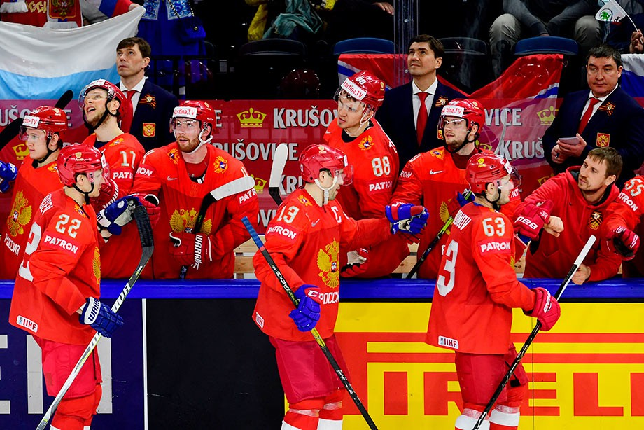 ЧМ-2018 по хоккею. Прогноз на матч Чехия – Россия
