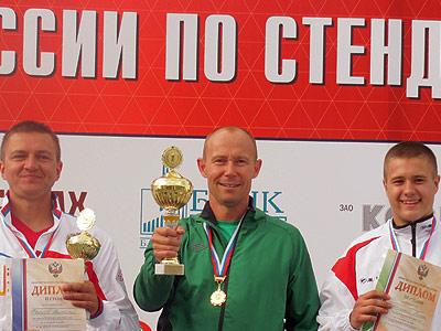 Василий Мосин – чемпион России, Фокеев - второй