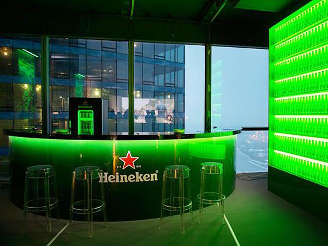 Суперконкурс для болельщиков от компании Heineken #проведиматчнавысоте