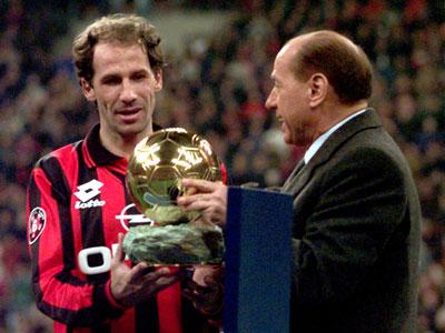 """Барези: """"Интер"""" силён, а мой """"Милан"""" был зрелищнее"""