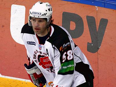 Ягр: немало забил Гашеку в НХЛ