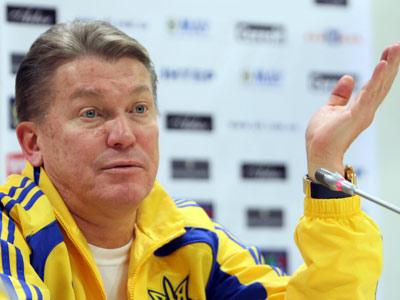 Блохину по душе финал Россия — Украина