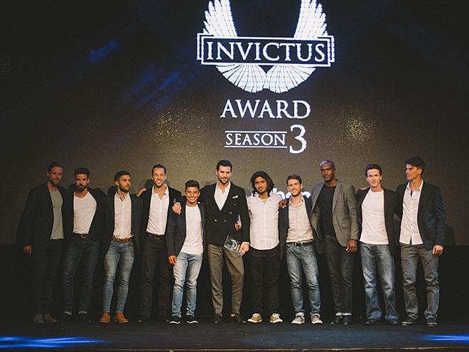 Марио Д'Амико стал победителем Invictus Award