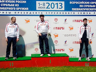 Стартовал Кубок России по пулевой стрельбе