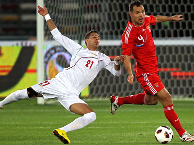 9 февраля 2011 года. Иран – Россия – 1:0
