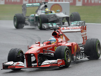 Сезон-2013 Формулы-1 без «Ред Булл»
