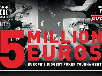 Организаторы Partouche Poker Tour не признают гарантию