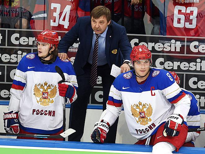 КХЛ идёт навстречу сборной России