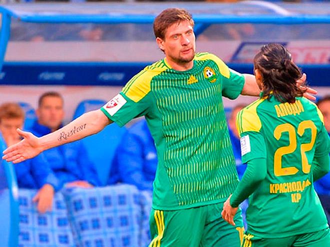 Видео. 5 лучших голов 26-го тура российской Премьер-Лиги