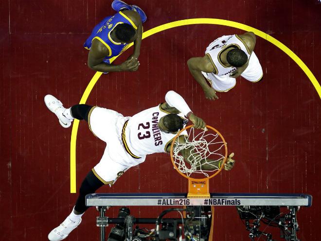 Финал НБА. Матч №6. «Кливленд» – «Голден Стэйт». LIVE