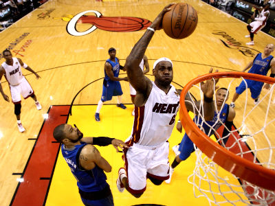 Финал НБА: детали и лица. Матч № 1