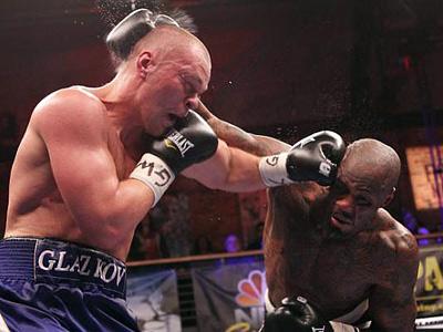 Обзор главных боксёрских боёв 22-24 февраля