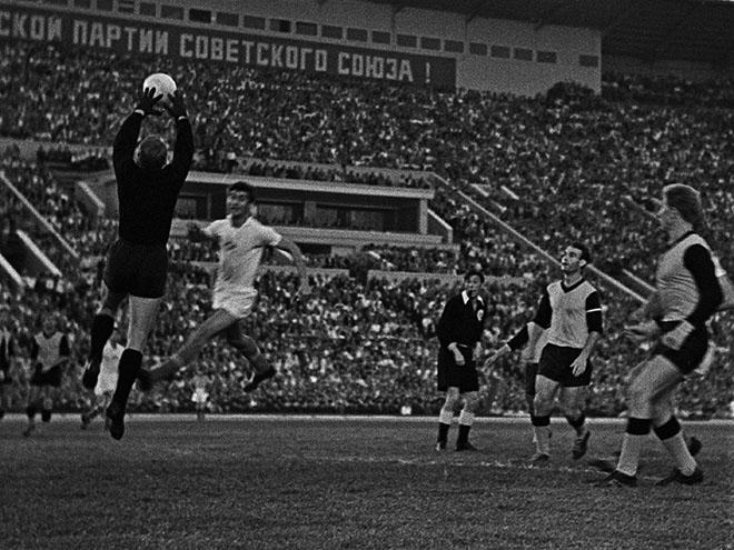 «Спартак» — «Шахтёр». 1963 год