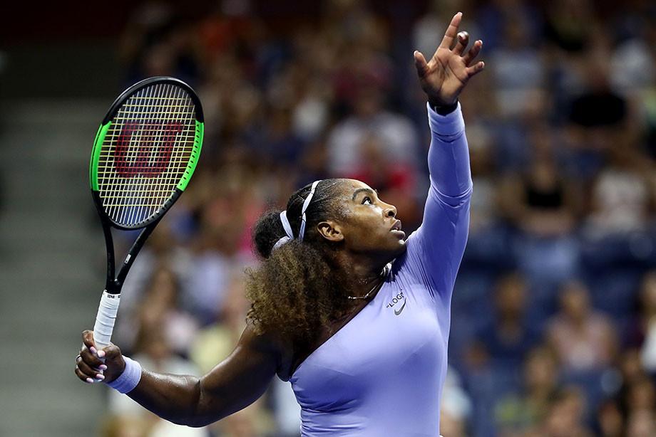 Серена Уильямс вновь в шаге от рекорда Корт. Матчи 13-го дня US Open