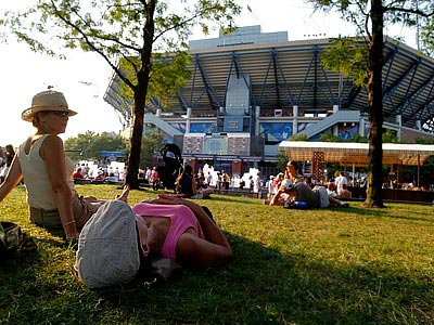 US Open. Расписание 4-го дня