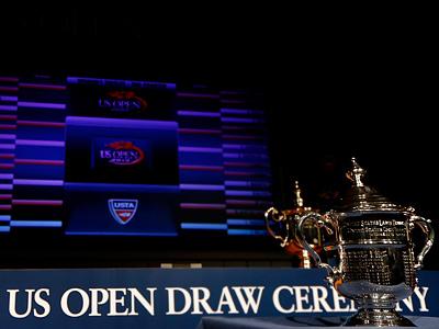 Теннис. Открытый чемпионат США.  Результаты жеребьёвки женской сетки