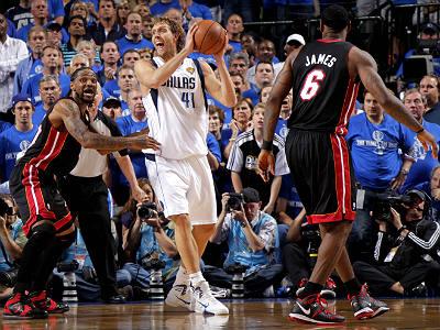 Финал НБА: детали и лица. Матч № 5