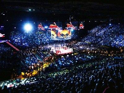 Обзор боёв андеркарта вечера в «Олимпийском»